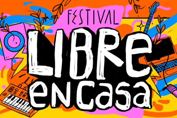 Agéndalo: Festival Libre en Casa ofrecerá tres domingos con música en vivo