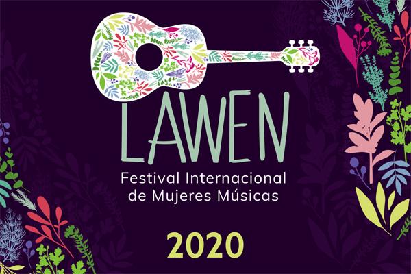 Lawen Festival: Mujeres Músicas del Gran Concepción se darán cita online a partir del 18 de julio