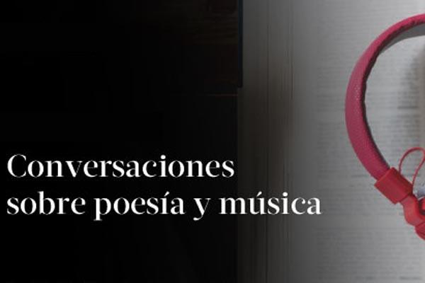 Conversaciones sobre poesía y música, ¡link de inscripción!